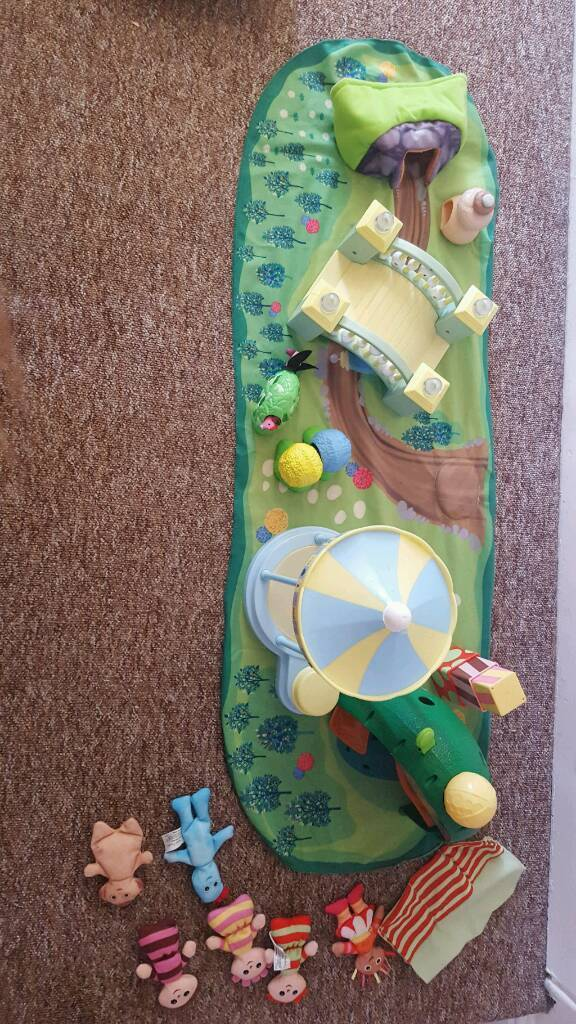In the night garden playset