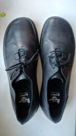 Dr Martens Lorrie black shoes UK9 EU 43