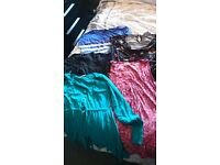 Bundle of size 14 maternity clothes 10 items