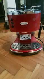 Delonghi micalite coffee machine
