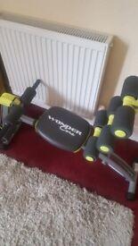 Wonder core plus exercise machine