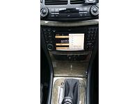 Mercedes NTG2.5 W211 W219 CLS E Classe