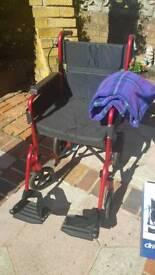 Days Escape Lite Wheelchair