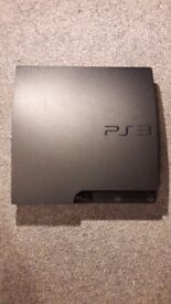 PS3. PlayStation 3. Used. Free HDMI Cable. 1 Free Plain black controller + charger. 3 Free Games.