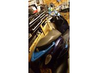 yamaha 125cc teos t&t very good for year