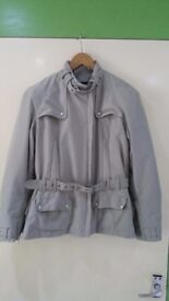 Triumph motorcycle jacket size M.in vgc all zips working!Can deliver or post!
