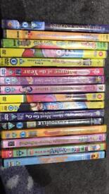 Girls dvds