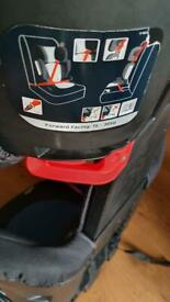 Joie 2/3 stage car seat