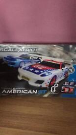 Scalextric American GT set brand new