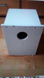 Budgie nest boxes