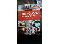 Policing and Criminology books