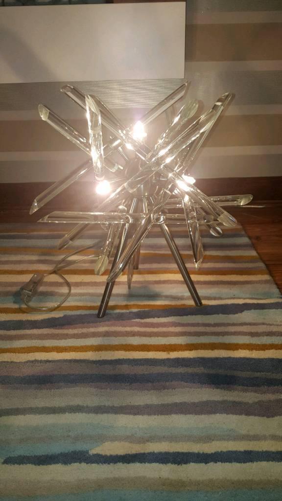 Furniture Village Glasgow furniture village stunning glass lamp | in milton of campsie