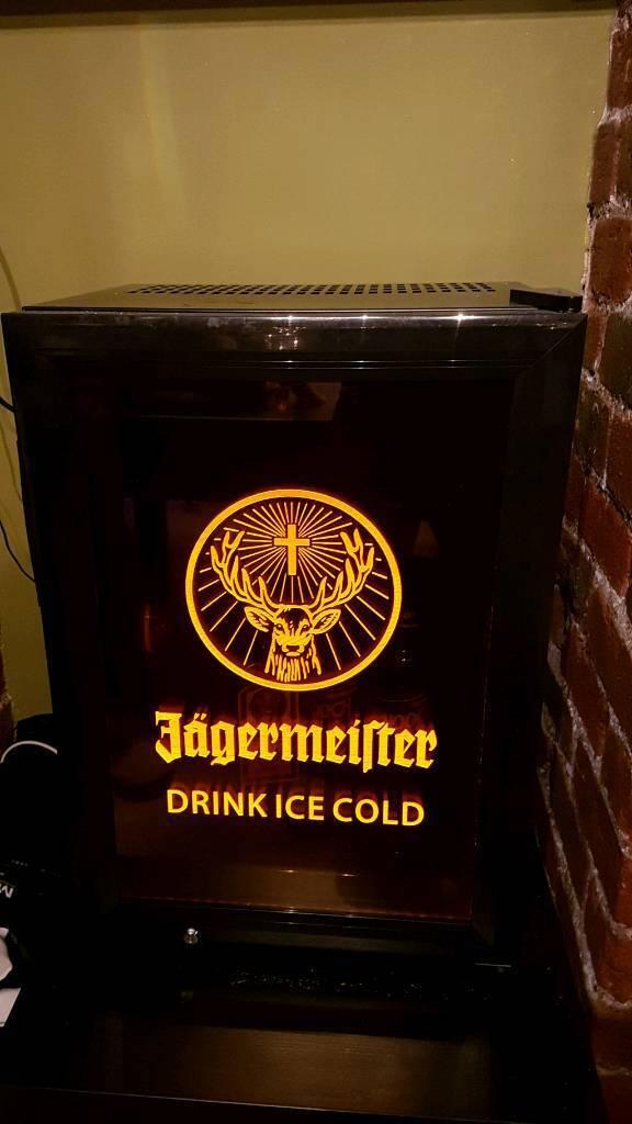 Jäger freezer - perfect for a man cave!