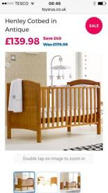ToysRUs Henley Cot Bed