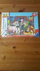Brand new Toy story 100 piece jigsaw