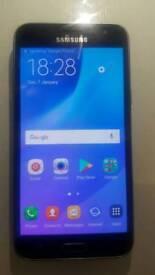 Samsung galaxy j3 on EE O2