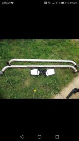 Ford Ranger side bars and wing mirrors