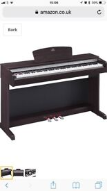 Yamaha YDP141 digital piano for sale immaculate condition with stool
