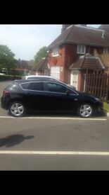 65plate vauxhall astra