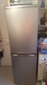 HOTPOINT RFAA52S 60/40 Fridge Freezer - Silver - only 3 months old!