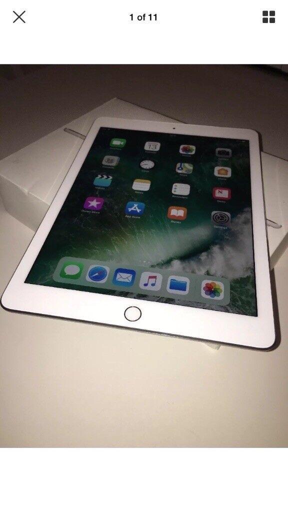 "Apple iPad Pro 9.7"" 32gb WiFi + cellular"
