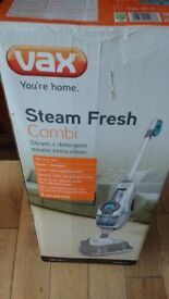 VAX Steam Mop combi S86-SF-C