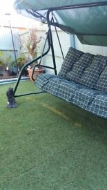 NEW GARDEN SWING CHAIR