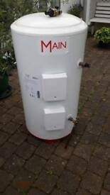 Unvented direct cylinder
