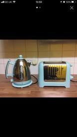 Dualit kettle & toaster