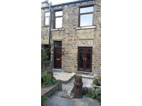 A 2 bedroom stone terrace house