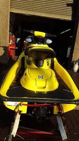 seadoo xp 800cc high spec ready to go!