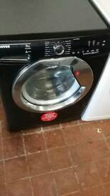 Hoover washer 9 kilo 1400 spin nearly new