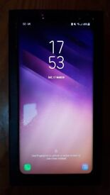 Samsung Galaxy S8 Plus 64GB (with Tech21 Case)