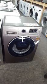 New graded Samsung washing machine 9kg add wash for sale in Coventry full manufacturer warranty