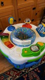 Leap frog learn and groove activity center