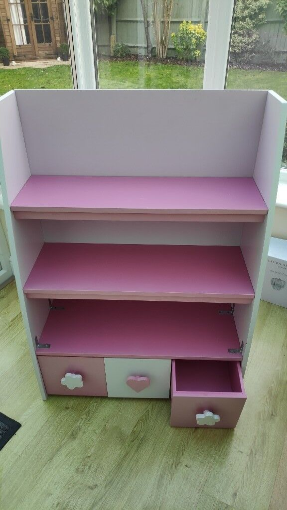 online retailer 98286 7168f Childrens Pink Bookcase | in Charlton Kings, Gloucestershire | Gumtree