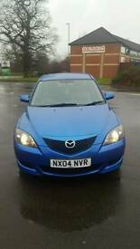 Mazda 3 Great car !!! Economical 1.4 !!swap or cash