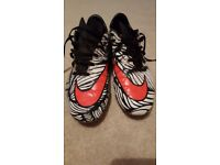 Nike Football Boots. Size 8