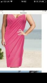 Size 14/16 Saress Beach Dress