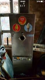 Ice cream carpigiani electric shop machine