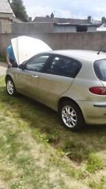 Alfa romeo 147 t.spark 1.6 2003 cheap clean