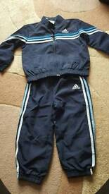 12 - 18 months addidas tracksuit