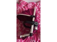 Icandy peach 3 fushia seat unit only!