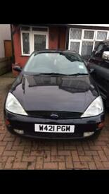 Ford focus 1,6 petrol Quick sale