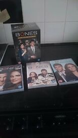 Bones dvd seasons 1-11 boxed new unopened