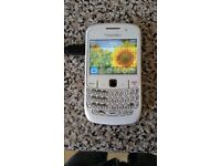 Blackberry 8520 white