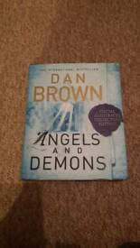 Dan Brown Angels And Demons Special Illustrated Collector's Edition