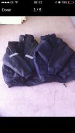 Men's heavy duty work jackets