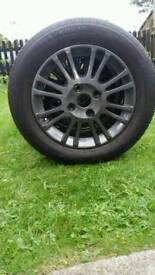 volvo s40 Alloy wheels