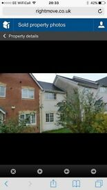 2 bed house to rent M4 corridor - Penllergaer